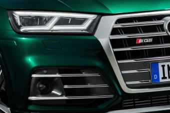 Dízelmotoros sportterepjáró az Auditól