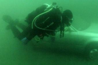 Érdekes dolgokat rejt a Bajkál-tó, a rendőröknek van dolga bőven