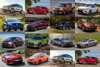 Ezek a legjobb ár-érték arányú új autók