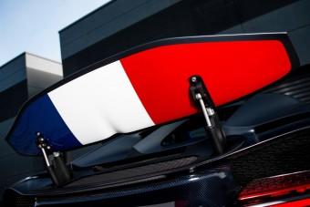 Francia színekkel ünnepli az alapítás évfordulóját a Bugatti