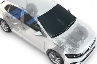 Messzebb megy a gázos VW Golf