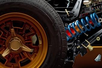 Minden eddiginél csodálatosabb képeken pózol a Lamborghini Miura
