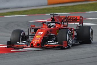F1: Télen mindig a Ferrari nyerne!