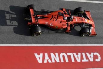 F1: Maradhat a Spanyol Nagydíj, jöhet Hollandia
