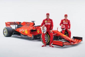 F1: Nehéz lesz kezelni a Vettel-Leclerc párost