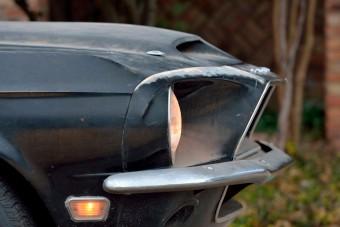 Pajtában találták meg ezt az 50 éves Shelby Mustangot