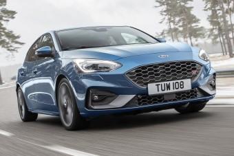 Megérkezett az új generációs Ford Focus ST