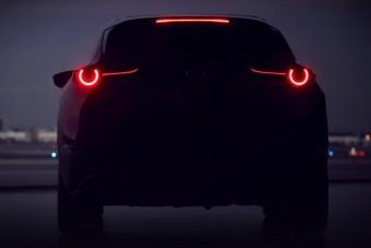Új crossovert mutat be a Mazda