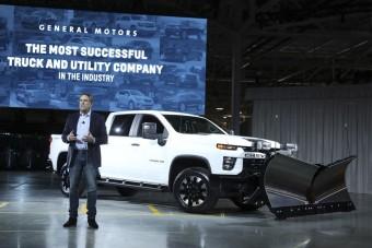 2018-ban szárnyalt a General Motors