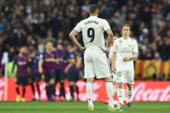 Önmagát verte meg a Real Madrid a Barcelona ellen