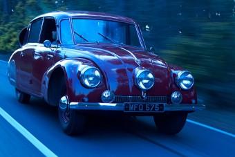 Ez az autó úgy irtotta Hitler tisztjeit, mint a háború