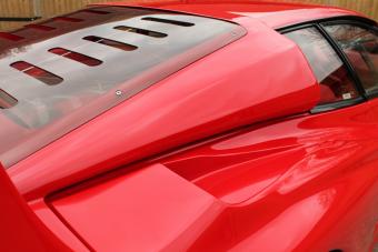 Ezt az őrületes Ferrarit építették a 80-as években