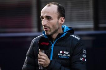 F1: Kubica készül a második bemutatkozásra
