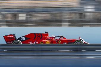 F1: Durvul a helyzet a teszten