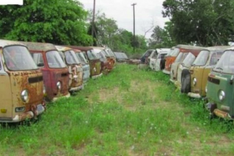Ez az év roncsbiznisze: 55 rozsdás Volkswagent vehetsz 100 millióért