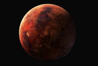 Mielőtt a Marsra utazol, nézd meg az időjárást!