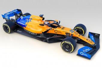 F1: Ezzel az autóval támadna fel a McLaren
