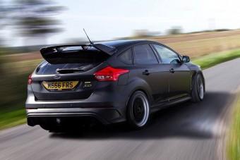 Új tuningcsomagok a legerősebb Ford Focushoz