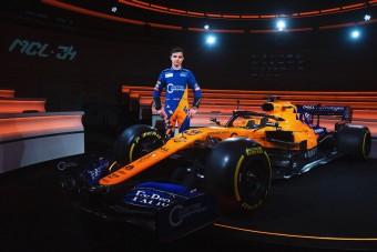 F1: A McLaren-újonc nem hívja fel Hamiltont
