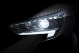 Hivatalos fotón az új Opel Corsa