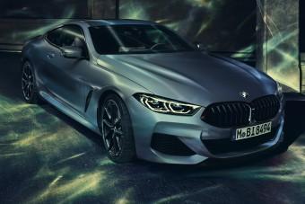 Limitált szériával erősít a BMW csúcskupéja