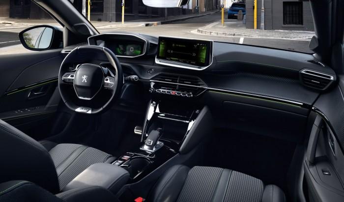 Itt a vadonatúj Peugeot 208! 5
