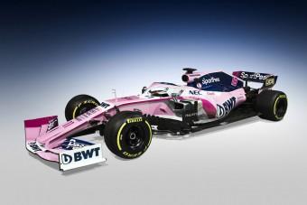 Itt a kanadai F1-csapat új autója