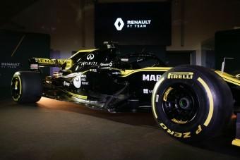 F1: Lekési a tesztet a Renault és a Williams?