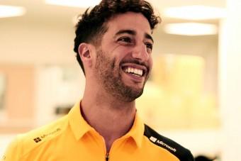 Ricciardót bántotta, hogy nem kellett a Mercinek, Ferrarinak