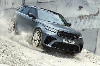 Kényelmesebb is, erősebb is a legújabb Range Rover