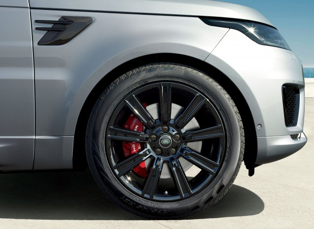 Sorhatos benzinmotor a Range Roverben 2