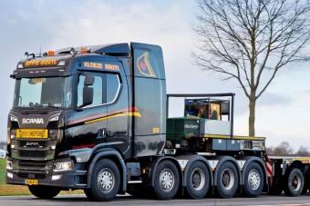 Fontos döntést hozott a Scania