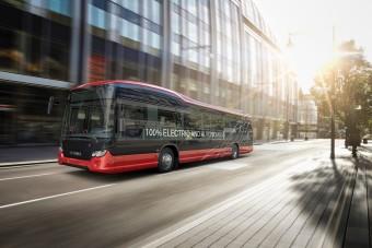 Stockholm legújabb buszain csak dísznek vannak sofőrök