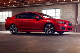 Kétmillió autót hív vissza a Subaru
