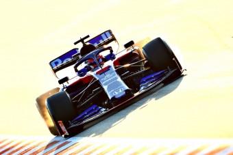 F1: Meglepetés, a Toro Rosso a leggyorsabb
