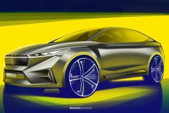 Már készül az elektromos jövőre a Škoda