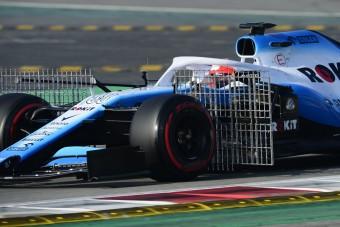 F1: Így pótolja a Williams a kiesett tesztnapokat