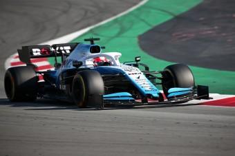 F1: A Williams nem találja Kubica problémáját