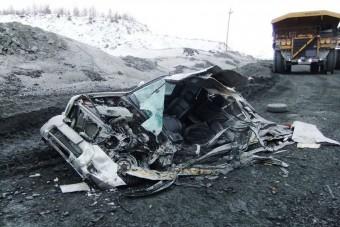 Egy orosz bányász túlélte a lehetetlent