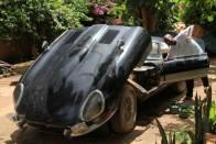 Szerszámkészlet az öreg Jaguarhoz, aranyáron 1