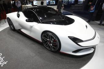 A legerősebb olasz sportkocsi… egy villanyautó?!