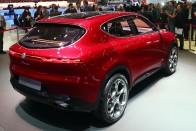 A Tonale menti majd meg az Alfa Romeót? 1