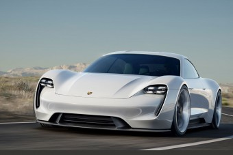 Lesz-e Porsche 911-es villanyautó?