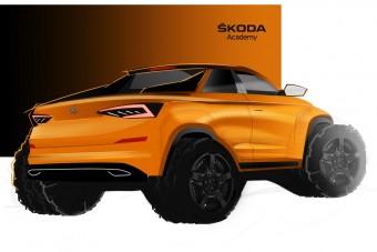 Újra pickupot épít a Škoda