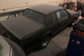 30 évig pihentette a garázsban ezt a Buick Grand Nationalt