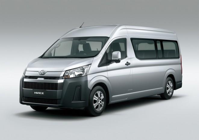Újra kapható 17 személyes Toyota 3
