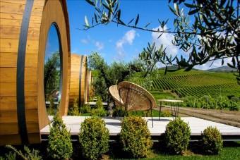 Új szintre emeli a borimádatot ez a hotel
