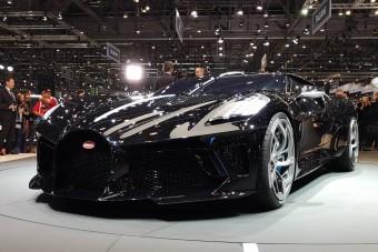 Ez az autó 3,5 milliárdba került (és már elkelt)