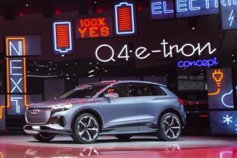 Módosítja a valóságot a legújabb Audi