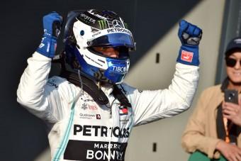 F1: Jobb, ha Bottas vigyáz magára